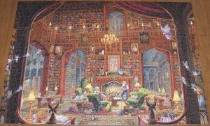 1000 piece Ravensburger Puzzle